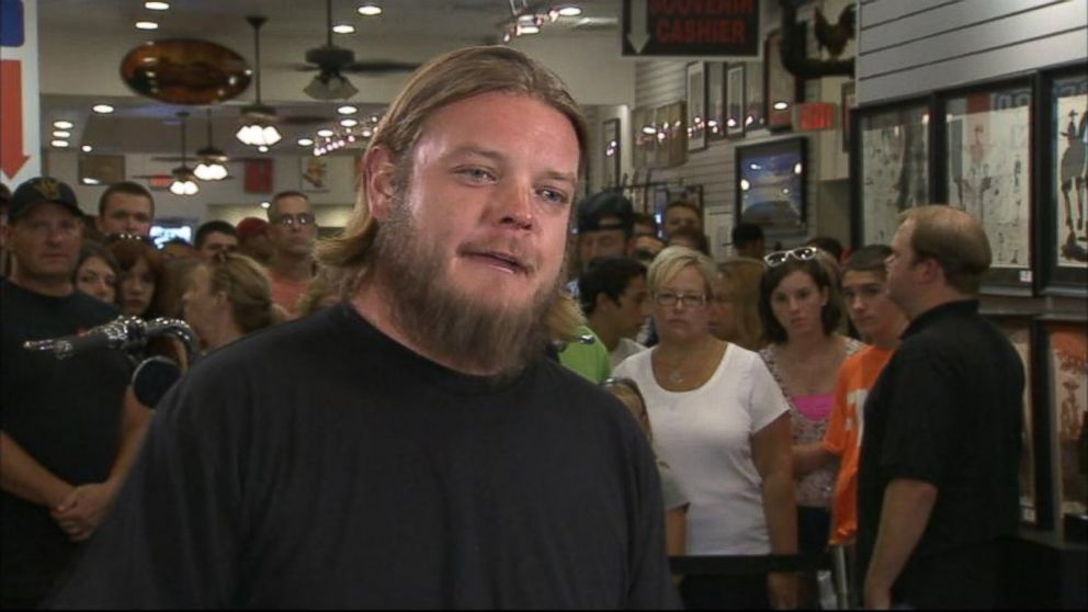 Pawn Shop Austin >> Why 'Pawn Stars' Star Corey Harrison Lost 192 Pounds - ABC News