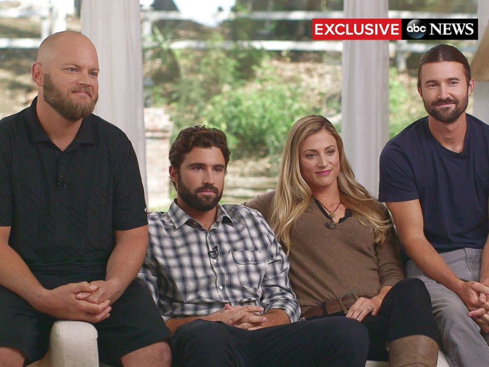 "PHOTO: Four of Jenner's children, Burt, Cassandra, Brandon and Brody, sat down for an exclusive interview with ABC's Diane Sawyer in a special edition of ""20/20."""