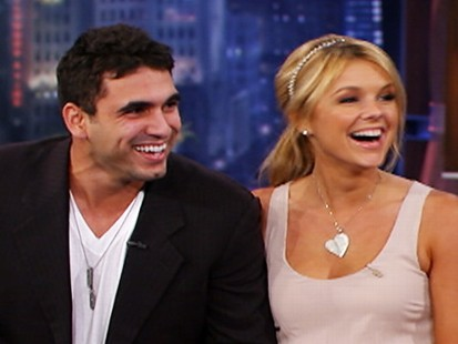 VIDEO: Ali Fedotowsky and Roberto Martinez find love on the Bachelorette finale.