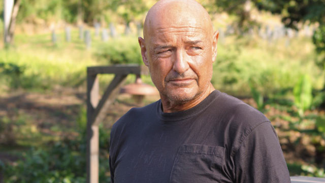 """PHOTO: Terry O'Quinn plays,Jack on the Abc television show """"Lost""""."""