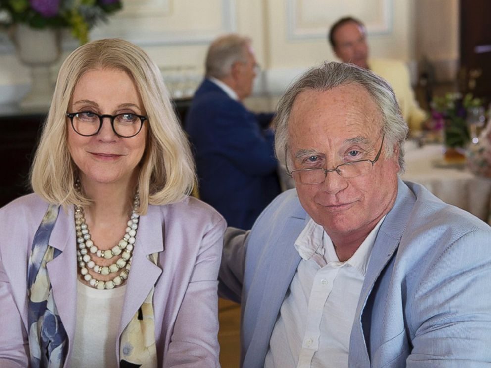PHOTO: ABCs upcoming miniseries, Madoff stars Academy Award-winning actor Richard Dreyfuss in the title role with Emmy and Tony-award winning actress Blythe Danner as his wife, Ruth Madoff.