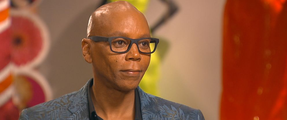 "PHOTO: RuPaul first made a name for himself in 1993 with his song, ""Supermodel (You Better Work)."""