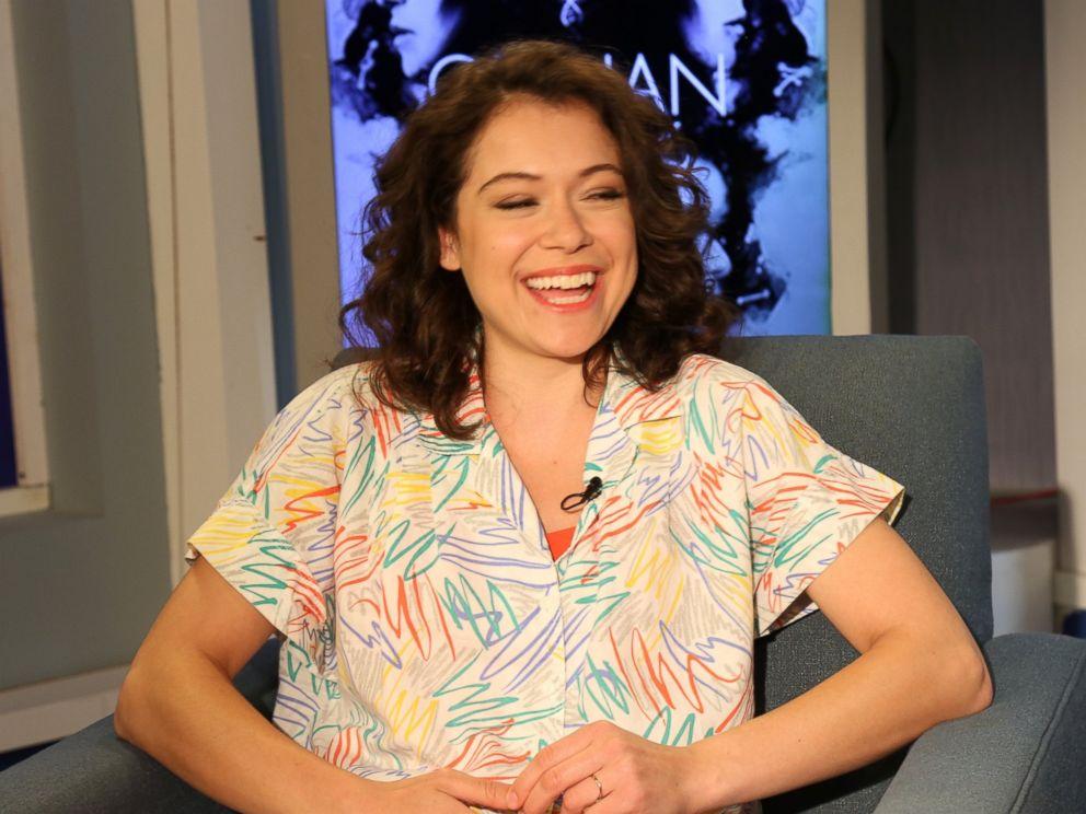 PHOTO: Tatiana Maslany plays an array of clones on the BBC America show, Orphan Black.