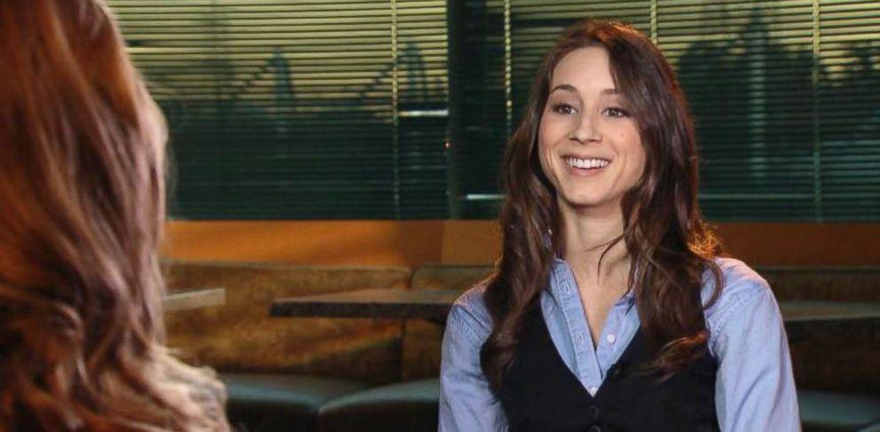 PHOTO: Troian Bellisario, star of ABC Familys Pretty Little Liars, appears on GMA, Jan. 7, 2014.