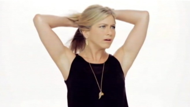 VIDEO: Jennifer Aniston uses puppies and sex appeal to create a viral video for Smartwater.