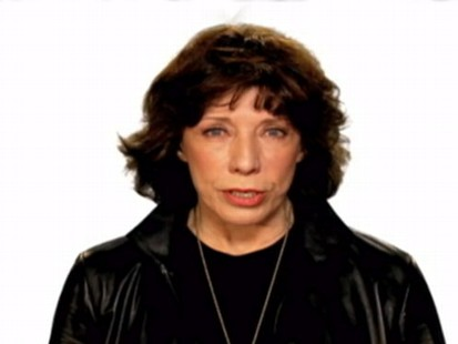 VIDEO: Lily Tomlin and others appear in PSA about suicide in the LGBT community.