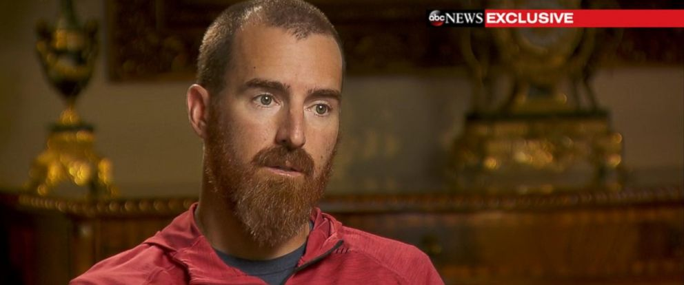 PHOTO:Adam LaRoche spoke to ABC News T.J. Holmes about his decision to walk away from a $13 million contract with the Chicago White Sox.