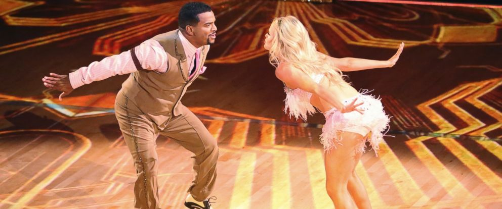 "PHOTO: Alfonso Ribeiro and Witney Carson on ""Dancing with the Stars,"" Sept. 15, 2014."