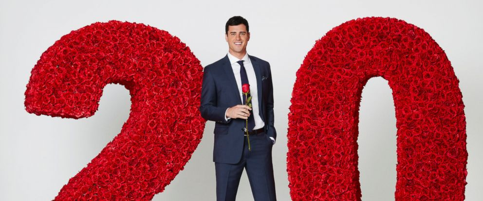 "PHOTO: Ben Higgins, the new bachelor on the show ""The Bachelor."""
