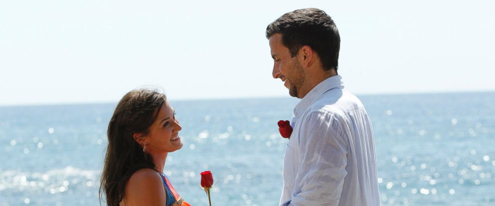 """PHOTO: Jade Roper and Tanner Tolbert on """"The Bachelor in Paradise."""""""