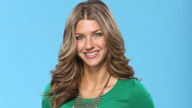 """PHOTO: AshLee Frazier, in a promotional photo for ABCs """"The Bachelor,"""" 2013."""
