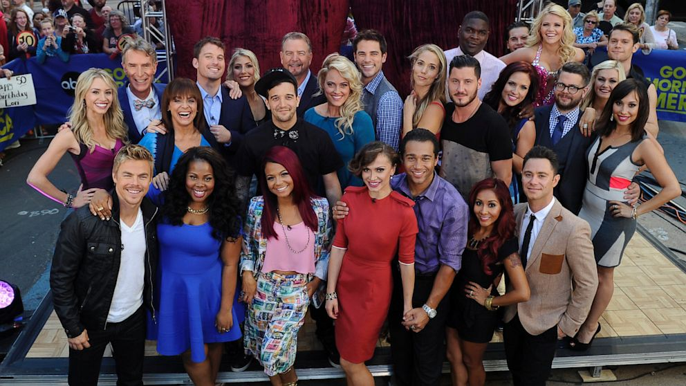 'Dancing With The Stars' 2013 Season 17 Cast Announced ...