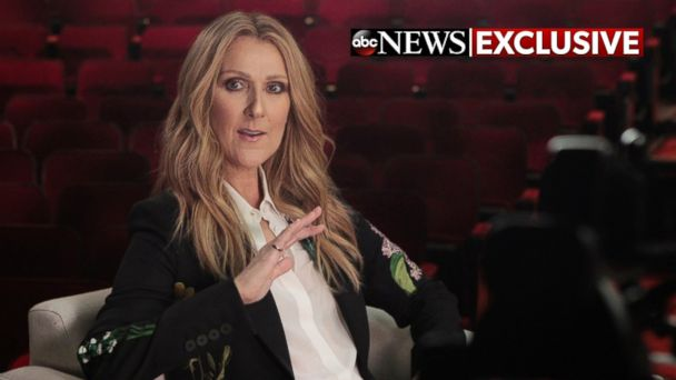 Celine Dion on Late Husband: 'I Live With Him Inside of Me'