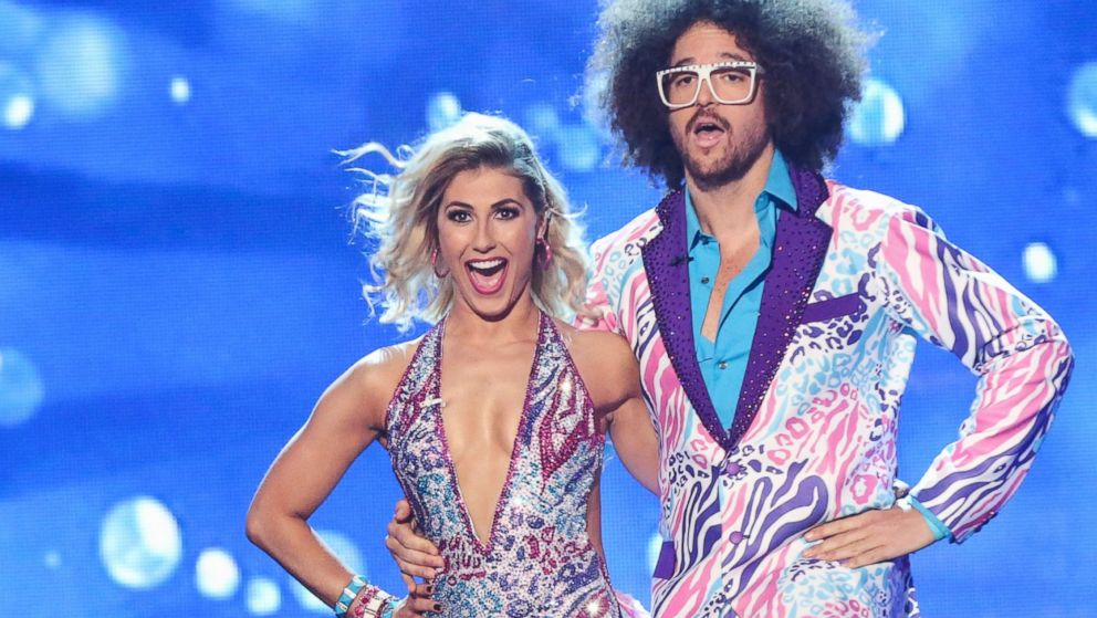 Dancing With The Stars 2015 Redfoo Is First To Go In Week 2 Of