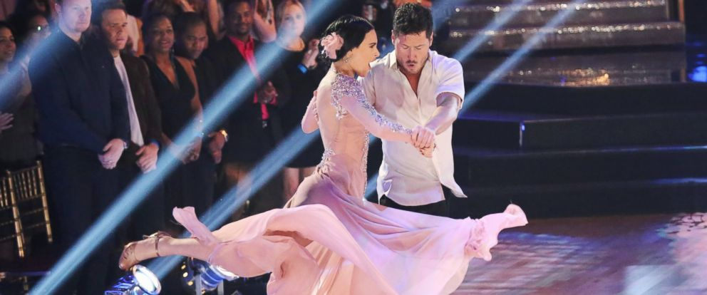 "PHOTO: Rumer Willis and Val Chmerkovskiy perform on ""Dancing with the Stars."""