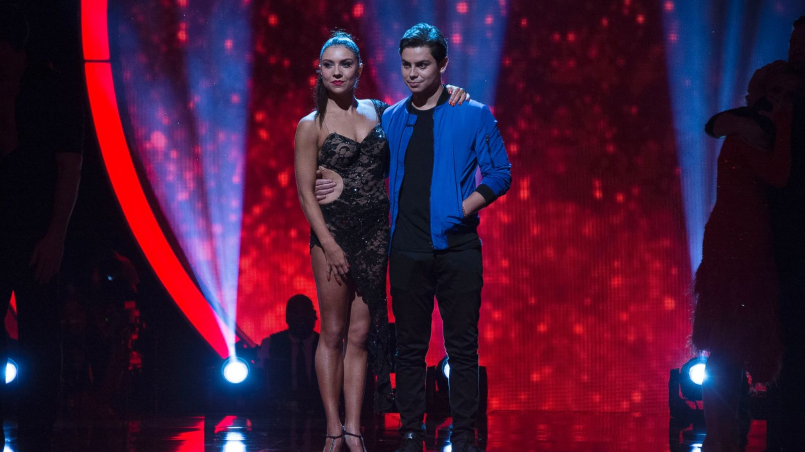 Dancing with the stars recap jake t austin gets the boot abc news m4hsunfo