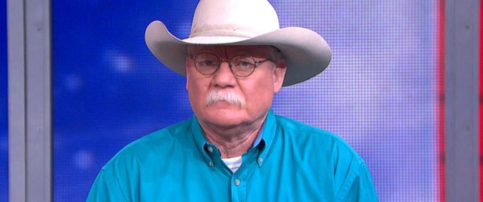 "PHOTO: California Chrome owner Steve Coburn on ""Good Morning America,"" June 9, 2014."