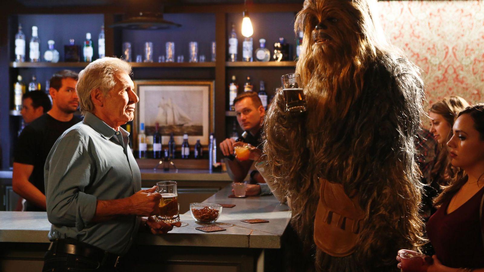Star Wars The Force Awakens Secrets Revealed During Jimmy Kimmel Live Abc News