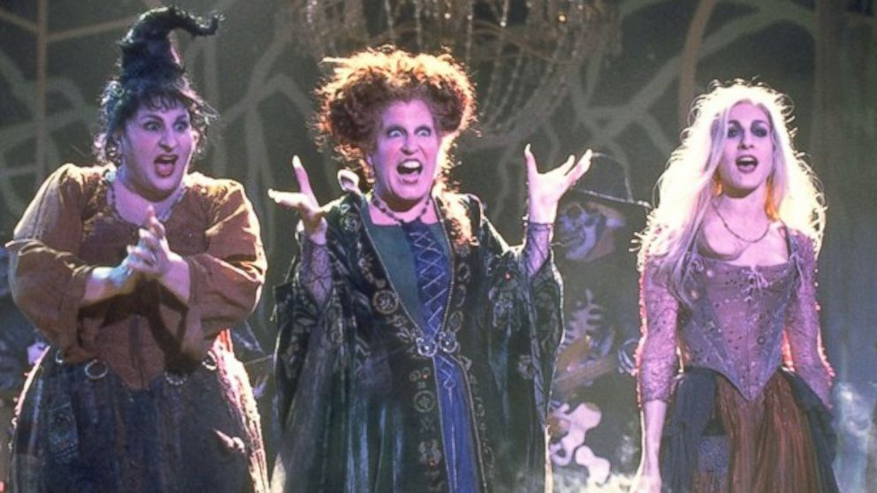 Hocus Pocus Cast Reveals Memories From The Set 20 Years Later Abc News