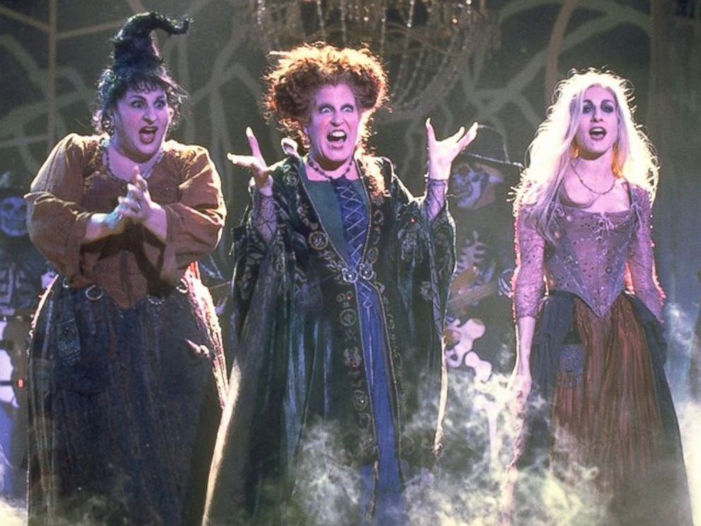 Hocus Pocus' Cast Reveals Memories From the Set, 20 Years Later - ABC News