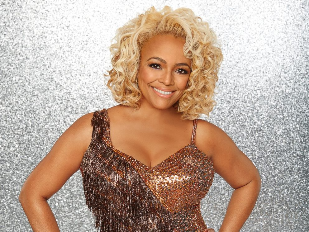 PHOTO: Kim Fields and the rest of the stars will grace the ballroom floor for the first time on live national television with their professional partners during the two-hour season premiere of Dancing with the Stars, on Monday, March, 21, 2016.