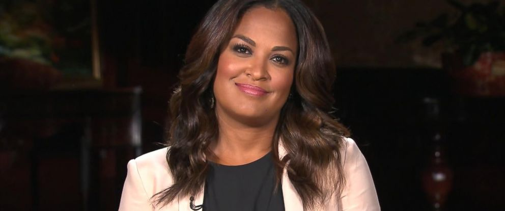 "PHOTO:Laila Ali, 38, remembered the life and legacy of her father, Muhammad Ali, today on ""Good Morning America."""