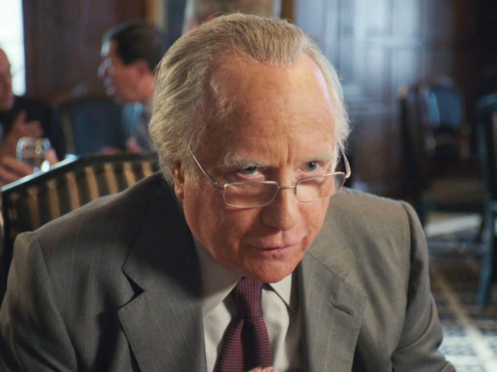 PHOTO: Richard Dreyfuss plays Bernie Madoff in the upcoming miniseries, Madoff.