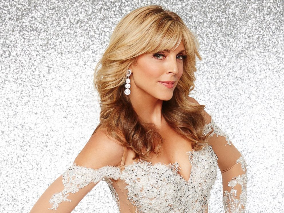 PHOTO: Marla Maples and the rest of the stars will grace the ballroom floor for the first time on live national television with their professional partners during the two-hour season premiere of Dancing with the Stars, on Monday, March, 21, 2016.