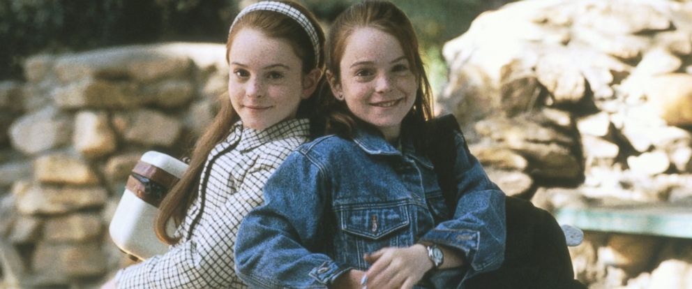 """PHOTO: A scene from the """"The Parent Trap,"""" a remake of Walt Disney Pictures classic romantic family comedy is seen in this undated file photo."""