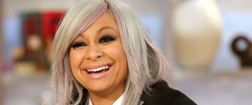 "PHOTO: Raven Symone is seen on the set of ""The View,"" June 3, 2015."
