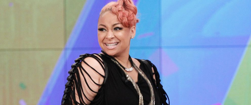 "PHOTO: Raven-Symone was named co-host of ""The View,"" it was announced live, June 10, 2015."