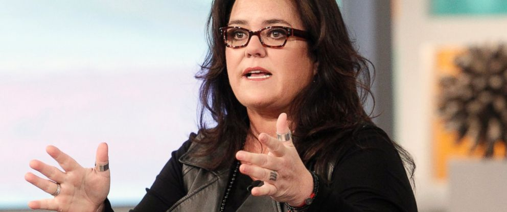 """PHOTO: Rosie ODonnell on """"The View,"""" Sept. 15, 2014."""