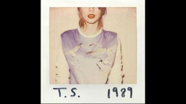 "PHOTO: Taylor Swift new album ""1989."""