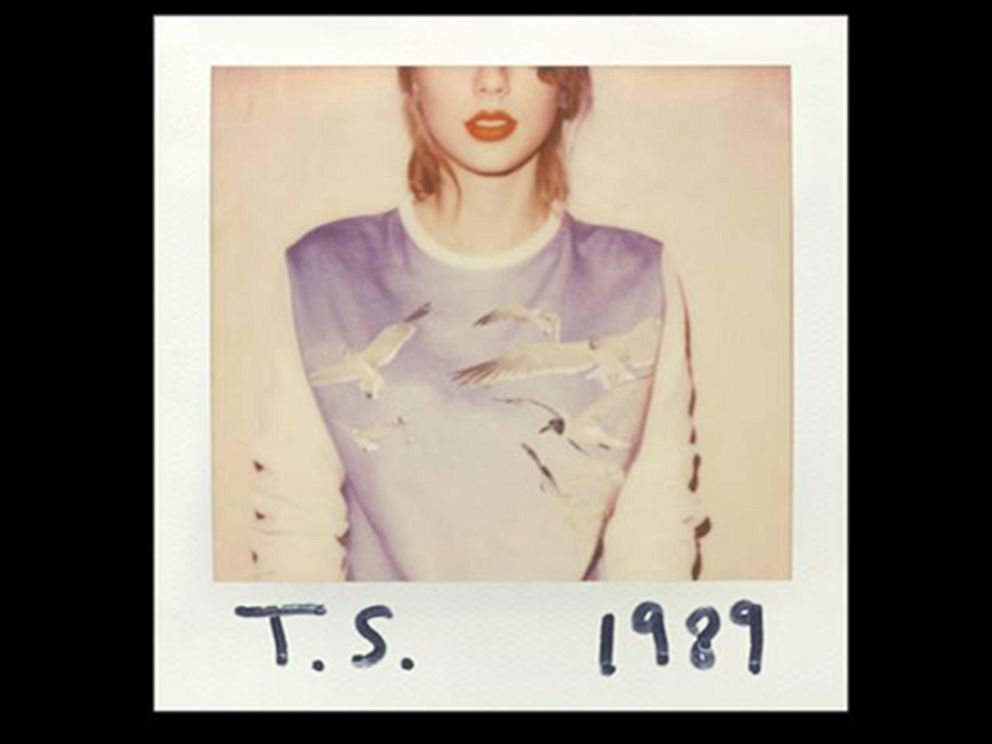 Taylor Swift Explains Meaning Behind Cover Of New Album 1989 Abc News