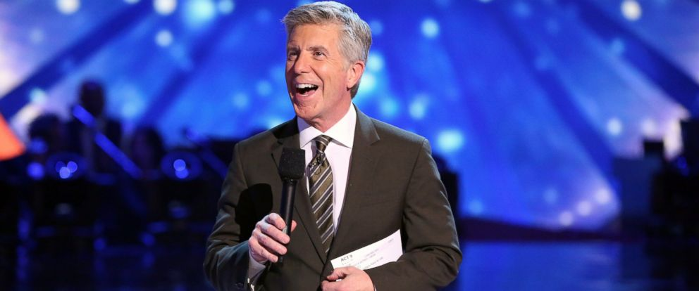 """PHOTO: Tom Bergeron on the Oct. 21, 2014 episode of """"Dancing with the Stars."""""""