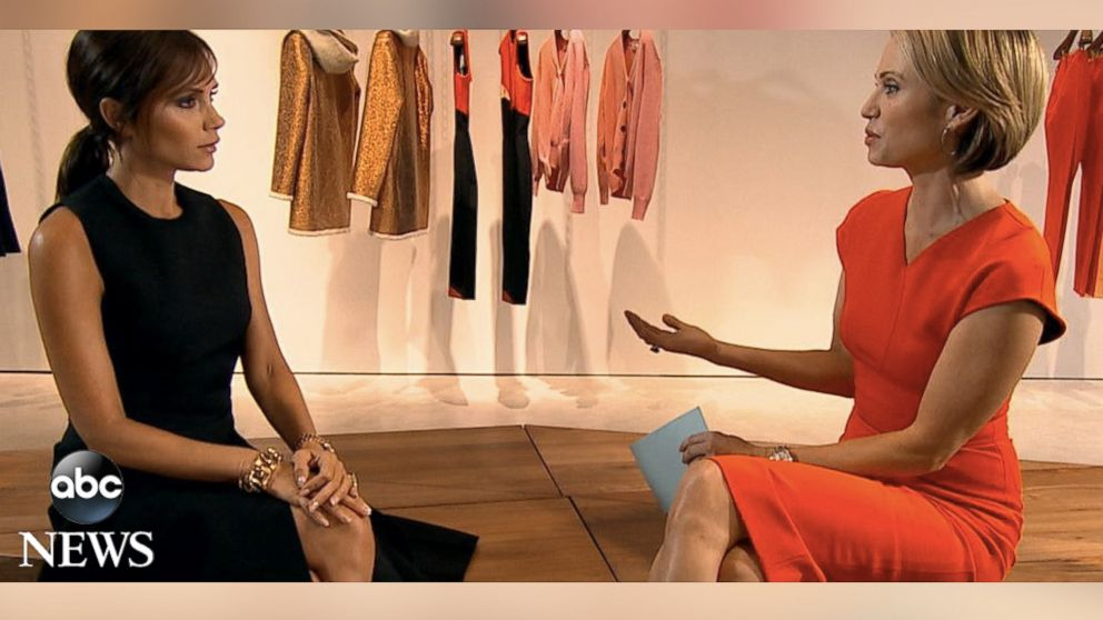 Victoria Beckham On Empowering Women Through Fashion Keeping Her Kids Grounded Abc News