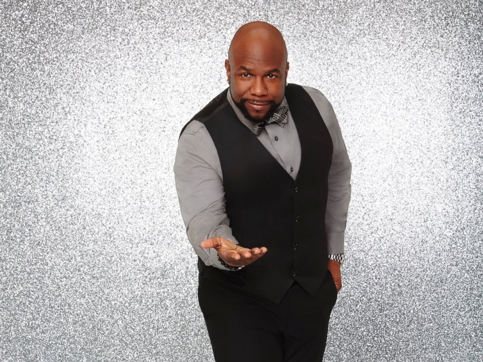 PHOTO: Wanya Morris and the rest of the stars will grace the ballroom floor for the first time on live national television with their professional partners during the two-hour season premiere of Dancing with the Stars, on Monday, March, 21, 2016.