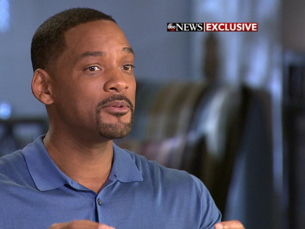 PHOTO: Will Smith tells Good Morning Americas Robin Roberts that he will not attend the Oscars, Jan. 21, 2016, in New York.