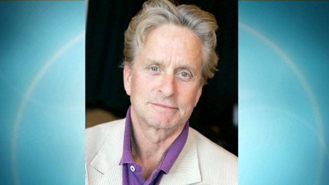 VIDEO: Michael Douglas say that hes beaten throat cancer.
