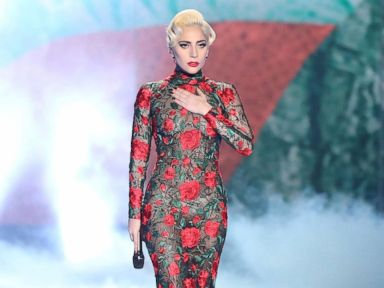 Lady Gaga Performs at the Victorias Secret Fashion Show