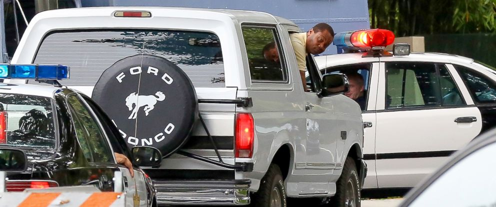 O.J. Simpson Ford Bronco Chase Filmed for 'American Crime ...