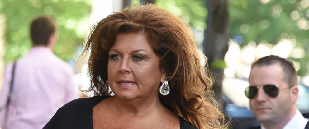 "PHOTO: Former ""Dance Moms"" reality star Abby Lee Miller arrives at the Joseph F. Weis Jr. US Courthouse, May 8, 2017, in Pittsburgh for her sentencing on federal bankruptcy fraud charges."