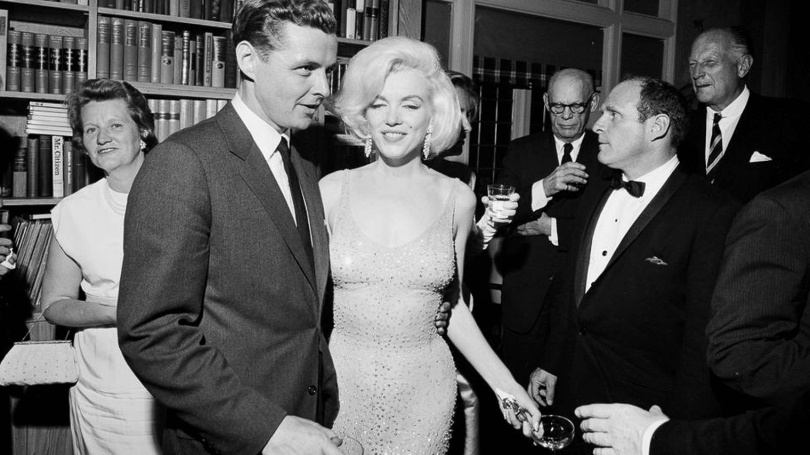 Marilyn Monroe\'s \'Happy Birthday Mr. President\' Dress Sold to ...