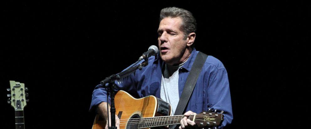 PHOTO: Glenn Frey of the Eagles performs on Feb. 24, 2014, in Atlanta.