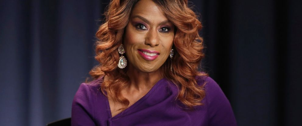 PHOTO: Actress and singer Jennifer Holliday poses for a photo during an interview in New York, Oct. 7, 2016.