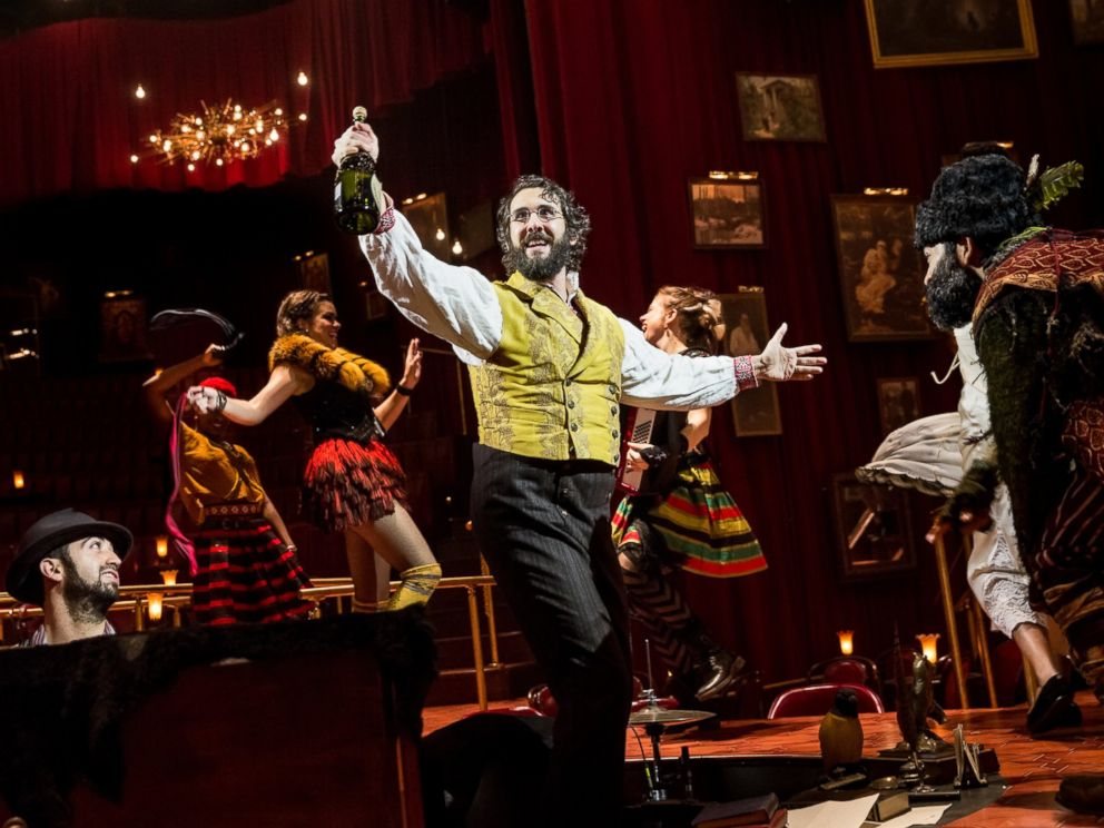 Tony-nominated Josh Groban says he is 'always' his own 'harshest' critic