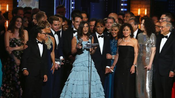 'Dear Evan Hansen,' 'Hello, Dolly!' and 'Oslo' are big winners at 2017 Tony Awards