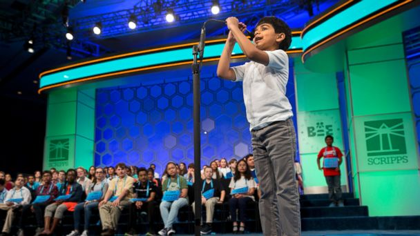 Meet the Scripps National Spelling Bee's Youngest Contestant
