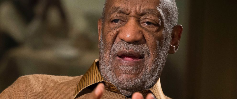 PHOTO: Bill Cosby is seen here in Washington, Nov. 6, 2014.