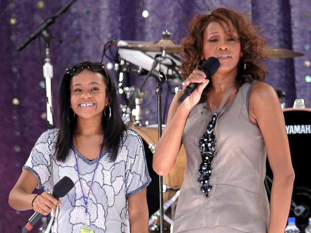 Inside Bobbi Kristina's Relationship With Her Mom Whitney Houston - ABC News
